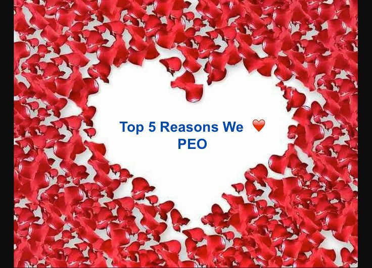 Why We Love PEO This Valentine's Day